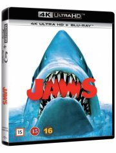 jaws - 4k Ultra HD Blu-Ray
