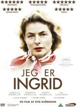 jeg er ingrid - DVD
