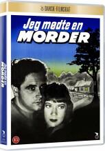 jeg mødte en morder - DVD