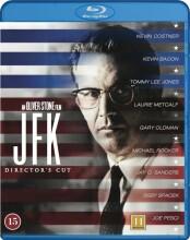 jfk - kevin costner - 1991 - Blu-Ray