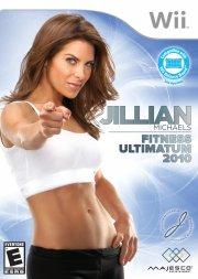 jillian michaels 2010 - wii