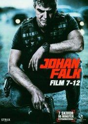 johan falk boks - film 7-12  - DVD