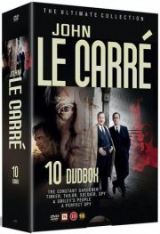 john le carre - the ultimate collection - DVD