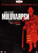 john le carres muldvarpen - del 2 - DVD