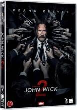 john wick chapter 2 - DVD