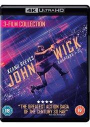 john wick: 3-film collection - 4k Ultra HD Blu-Ray