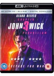 john wick 3 - parabellum - 4k Ultra HD Blu-Ray
