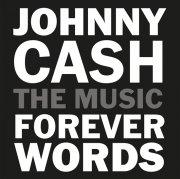 - johnny cash forever words - the music - Vinyl / LP