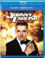 johnny english 2 - reborn / johnny english 2 - født på ny - Blu-Ray