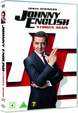johnny english strikes again / johnny english slår til igen - DVD