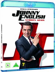 johnny english strikes again / johnny english slår til igen - Blu-Ray
