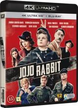 jojo rabbit - 4k Ultra HD Blu-Ray