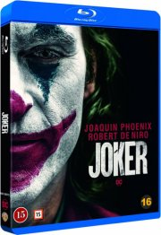 joker - the movie 2019 - Blu-Ray