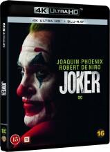 joker - the movie 2019 - 4k Ultra HD Blu-Ray