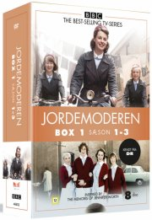 jordemoderen box 1 - sæson 1-3 / call the midwife - DVD