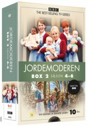 jordemoderen box 2 - sæson 4-6 / call the midwife - DVD