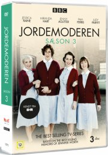 jordemoderen / call the midwife - sæson 3 - DVD