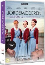 jordemoderen / call the midwife - sæson 5 - DVD