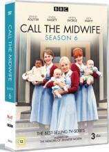 jordemoderen / call the midwife - sæson 6 - DVD