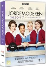 jordemoderen / call the midwife - sæson 7 - DVD