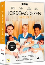 jordemoderen / call the midwife - sæson 8 - DVD