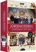 jordemoderen christmas specials / call the midwife - DVD