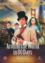jorden rundt i 80 dage / around the world in 80 days - mini serie - DVD