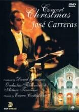 jose carreras christmas concert - DVD