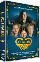 jul i valhal - tv2 julekalender 2005 - DVD