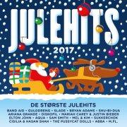 - julehits 2017 - de største julehits - cd