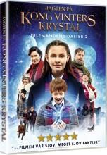 julemandens datter 2 - jagten på kong vinters krystal - DVD