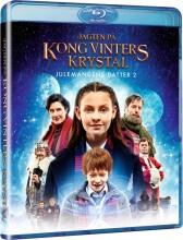 julemandens datter 2 - jagten på kong vinters krystal - Blu-Ray