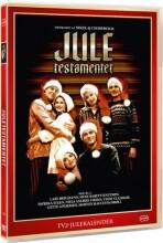 juletestamentet - tv2 julekalender 1995 - DVD
