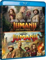 jumanji 1-2 - 2020 - Blu-Ray