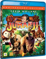 jumanji - 1995 - Blu-Ray