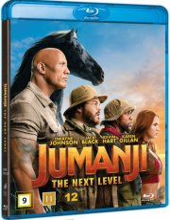 jumanji 2: the next level - 2019 - Blu-Ray
