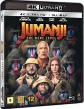 jumanji 2: the next level - 2019 - 4k Ultra HD Blu-Ray