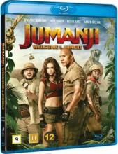 jumanji 2 - welcome to the jungle 2017 - Blu-Ray