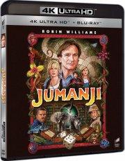 jumanji - 1995 - 4k Ultra HD Blu-Ray