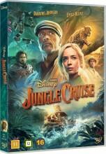 jungle cruise - 2021 - DVD