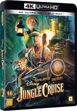 jungle cruise - 2021 - 4k Ultra HD Blu-Ray
