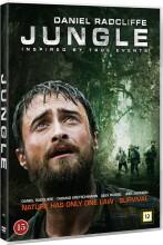 jungle - daniel radcliffe - DVD
