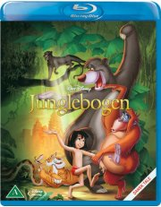 junglebogen / the jungle book - 1967 - disney - Blu-Ray