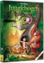junglebogen / the jungle book - 1967 - disney - DVD