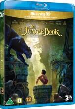 junglebogen / the jungle book - 2016 - disney - 3D Blu-Ray