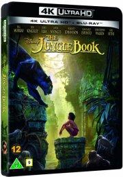 junglebogen / the jungle book - 2016 - disney - 4k Ultra HD Blu-Ray