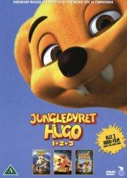 jungledyret hugo 1 // 2 // 3 - DVD