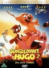jungledyret hugo 2 den store filmhelt - DVD