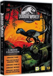 jurassic park 1-5 collection - DVD