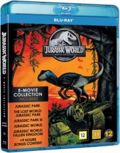 jurassic park 1-5 - Blu-Ray